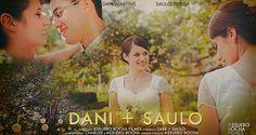 Vídeo de casamento Dani e Saulo fazenda das pedras casamento no campo