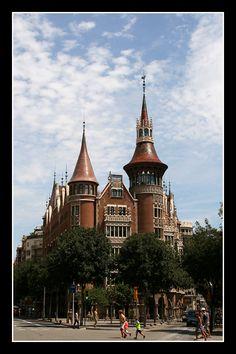 Casa de los Punxes - Barcelona, Barcelona