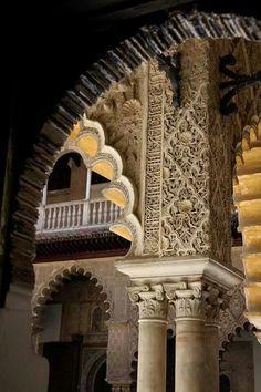 Great Mosque of Cordoba, Interior=AMAZING!