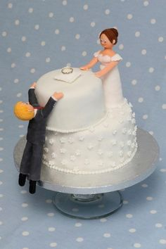 hilarious divorce cake 离婚蛋糕 http://tummyfriend.com/hilarious-divorce-cake/ #cake #funny