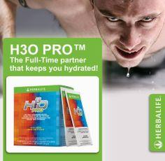 Herbalife: I LOVE H3O!!!