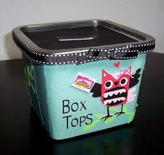 Boxtop DropBox - Making this tonight!