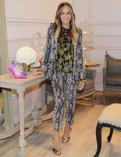 Sarah Jessica Parker Explains How Her New Shoe Line Came to Be—and Why SJP Wasn't Its Original Name