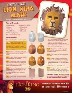 Lion King 3D – have fun with Timon