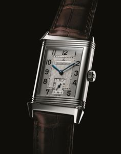 Jaeger LeCoultre Reverso Watch for Singapores Raffles Hotel