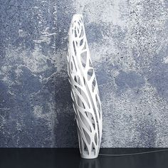 The Bionic Floor Lamp is an Elaborate Abstraction of Natural Forms #design trendhunter.com