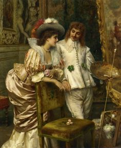 Federico Andreotti (Italian,1847-1930) | Flickr - Photo Sharing!