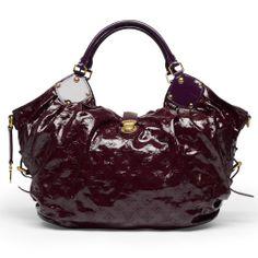 Louis Vuitton Ltd Ed Bordeaux Surya XL Bag