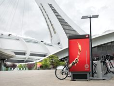 Parc olympique | Branding | Affichage / Out-of-home |lg2boutique