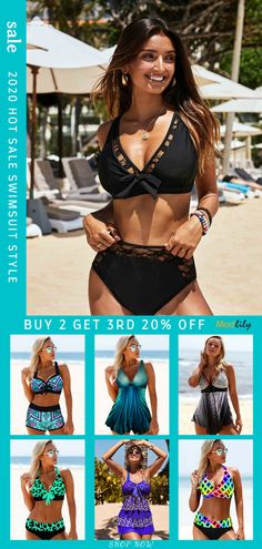 trendy bra & bikini sets, fashion bra & bikini sets with competitive price 50 Fashion, Womens Fashion, Swim Dress, Mode Outfits, Bra Styles, Swimsuits, Swimwear, Bikini Set, Bathing Suits