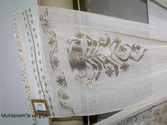 Muhterem'le Sergiye: 2013 İSMEK FESHANE SERGİSİ-TEL KIRMA-BARTIN İŞİ (4) Fabric Crafts, Knitting Patterns, Cross Stitch, Embroidery, Quilts, Design, Home Decor, Salons, Stitching