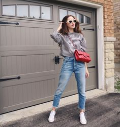 "8,325 Likes, 379 Comments - Valeria Lipovetsky (@valerialipovetsky) on Instagram: ""Chic on a budget- my next video idea. Yes/no ? #ootd #garageseries"""