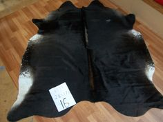 $399 Cowhide rug  reddish brown, 2.8 x 1.73 . rug number 16  SOLD OTHER SIMILAR RUGS AVAILABLE