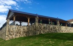 Oak Ridge Country Club 2016 HNA Awards Honorable Mention - Combination of Hardscape Products - Commercial (size less than 20,000 sf)