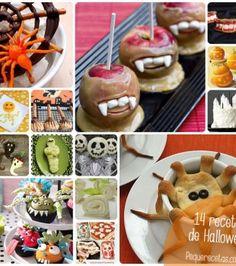 14 recetas de Halloween ¡terroríficamente ricas!