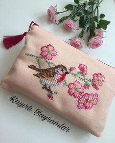 Happy healthy and nice holidays to everyone🍬🍬This beauty is prepared for let it be used Cross Stitch Needles, Cross Stitch Heart, Cross Stitch Borders, Cross Stitch Designs, Cross Stitching, Cross Stitch Embroidery, Cross Stitch Patterns, Cross Stitch Cushion, Palestinian Embroidery