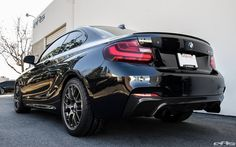 #BMW #F22 #M235i #Coupe #Black #Pearl