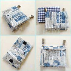 一番簡単に作れる、シンプルな移動ポケットです。 縫うところが少なく、布端を、ジグザグミシンやロックミシンでほつれ止めする必要もありません。 準備 切る 縫う この3工程で、初めての方でも簡単に作ることができます。 手縫い...