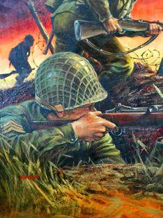 Korean War Art Project