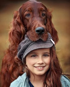 Ideas Crochet Kids Hats Friends For 2019 Dogs And Kids, Animals For Kids, Animals And Pets, Baby Animals, Funny Animals, Cute Animals, Dog Photography, Children Photography, Beautiful Children
