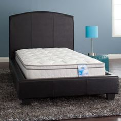 Peaceful Youth Mattress Collection Full Mattress in Damask