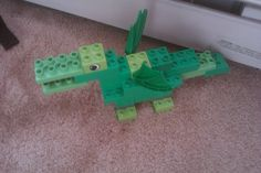 Dragon in Lego Duplo