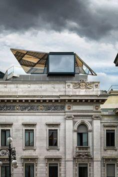 The-Cube pop-up restaurant |  Park Associati | Milan- Italy