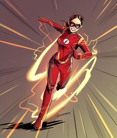 Jesse Quick - Visit to grab an amazing super hero shirt now on sale!
