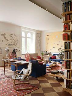 architetto Michele De Lucchi - PRIVATE HOUSE, Milano
