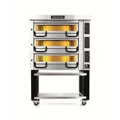 Buy PM from MPM Food Equipment. Electric Pizza Oven, Commercial Catering Equipment, Food Equipment, Kitchen Cart, Scandinavian Design, Hearth, Kitchen Appliances, Shelves, Deck