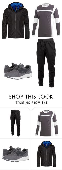 """""""pietro maximoff outfit 3"""" by nightstalker-destiny ❤ liked on Polyvore featuring Ideology, adidas, Asics Tiger and Superdry"""