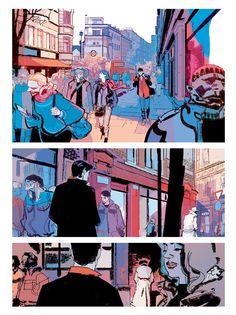 Dylan Dog MATER DOLOROSA page 15 by GigiCave.deviantart.com on @DeviantArt