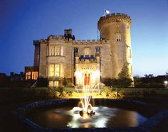 Dromoland Castle, a luxury Hotel in Ireland