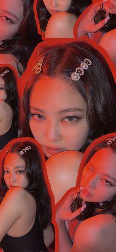 Kpop Girl Groups, Korean Girl Groups, Kpop Girls, Kim Jennie, Kpop Aesthetic, Aesthetic Girl, K Wallpaper, Black Pink Kpop, Blackpink Photos