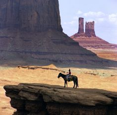 Monument Valley, Arizona -- not that spot specifically Utah, American Story, Dublin City, Western Theme, Old West, Great View, Belle Photo, Vacation Spots, First World