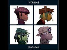 ▶ Feel Good Inc - Gorillaz Lyrics - YouTube