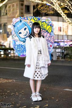 Cinnamon from the Japanese idol group Minna no Kodomo-chan on...