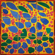 Stop motion : «Sorrow of the King», Matisse