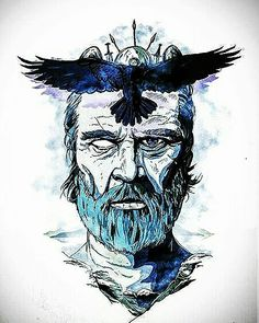 Our All Father Odin