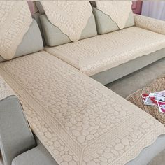 Cheap Couch Cover, Buy Quality Sofa Towel Directly From China Cover Couch  Suppliers: Europe Style Cotton Sofa Cloth Fabric Sectional Sofa Towel Set  Couch ...