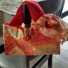 Recycled Fabric, Recycling, Fabrics, Tote Bag, Bags, Handbags, Carry Bag, Dime Bags, Fabric
