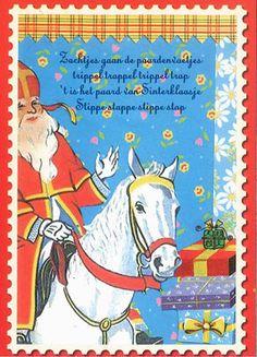 Vintage Sinterklaas