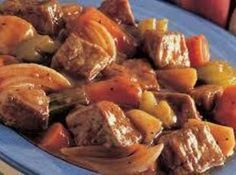 Lick The Plate Clean Beef (Or Pork!) Stew