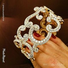 """By @p Récieux Webzine """"#Faberge inspired by its roots w/ the #Rococo collection."""