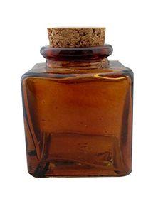 Amber Jars Glass-Square With Cork Stopper-Herb/Spice/Stas... https://www.amazon.com/dp/B00P9PNP8K/ref=cm_sw_r_pi_dp_x_9T7UxbGJDEJQA
