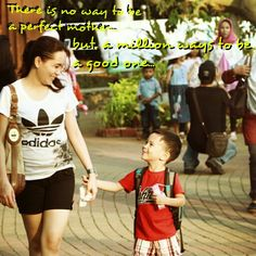 Always try and learn to be a good mother... #joeljoseph #quotes #goodmother #goodson #lovesmile