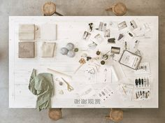 Clothing studio on Behance