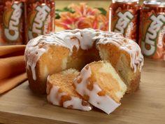 Cafe Valley's Orange Crush Cake!