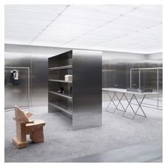 Acne Studios / Acne Studios Illum Store / Store / 2015