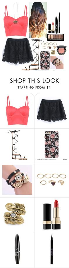 """""""Sin título #334"""" by fabiana-garban on Polyvore featuring moda, CO, Valentino, Forever 21, Natalie B, Dolce&Gabbana, NYX, Urban Decay y H&M"""